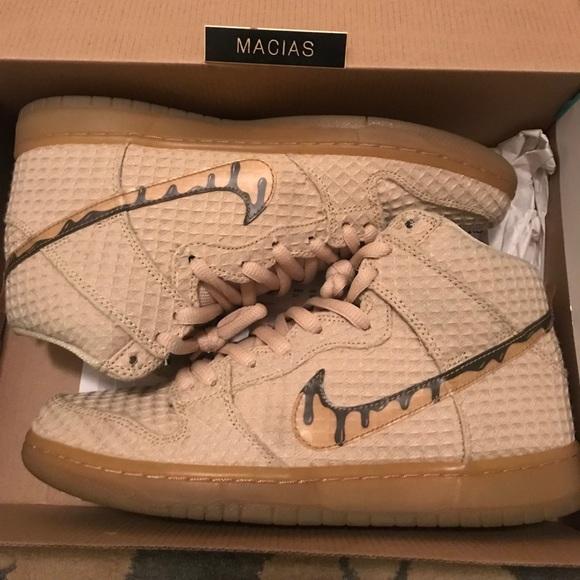 best sneakers 73d61 3f032 Nike SB Chicken &Waffle Dunks